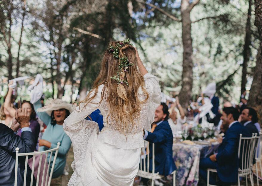 15 lugares mágicos para celebrar vuestro esperado gran día