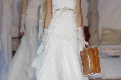 Die Brautmoden-Kollektion 2014 von Inmaculada Garcia