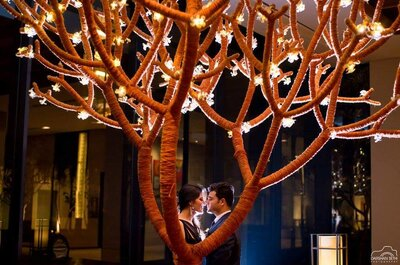 How to plan perfect fireworks and lightings for your wedding