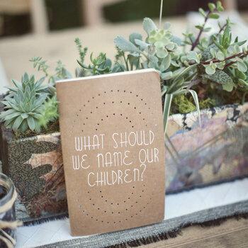 15 modische Alternativen für Hochzeitsgästebücher 2015