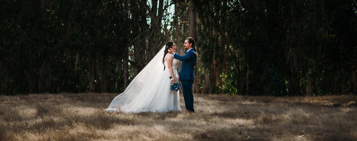 Melissa y Diego, ¡un amor para decir sí y mil veces sí!