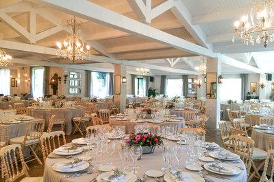 9 masías muy especiales para una boda única en Barcelona