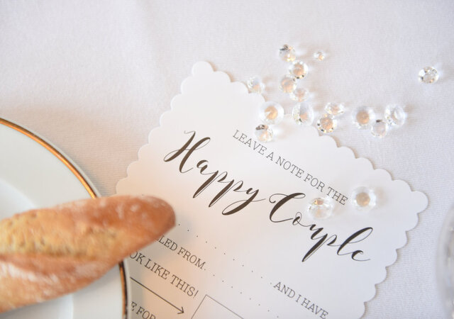 Writing a Wedding Card: 5 Suggestions To Make Sure Your Message Is Memorable