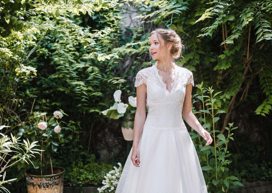 Comment choisir sa robe de mariée : 5 étapes