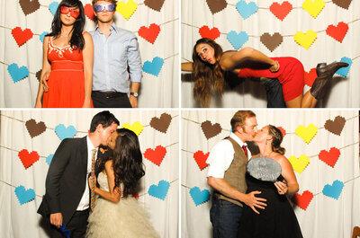 Photobooth – neuer Fotospaß auf Hochzeiten