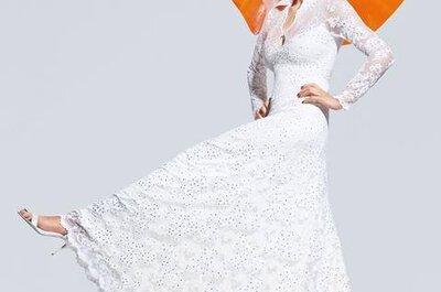 L'abito da sposa della settimana: Olvi's 2014