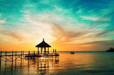 ¿Un viaje de novios con nombre propio? ¡Vamos a Isla Mauricio!