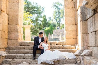 Vuestras fotografías de boda, el recuerdo que siempre soñasteis gracias a David Sanz