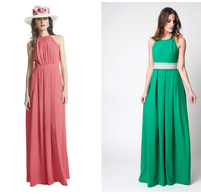 Invitada A Una Boda De Tarde 50 Vestidos Largos Perfectos
