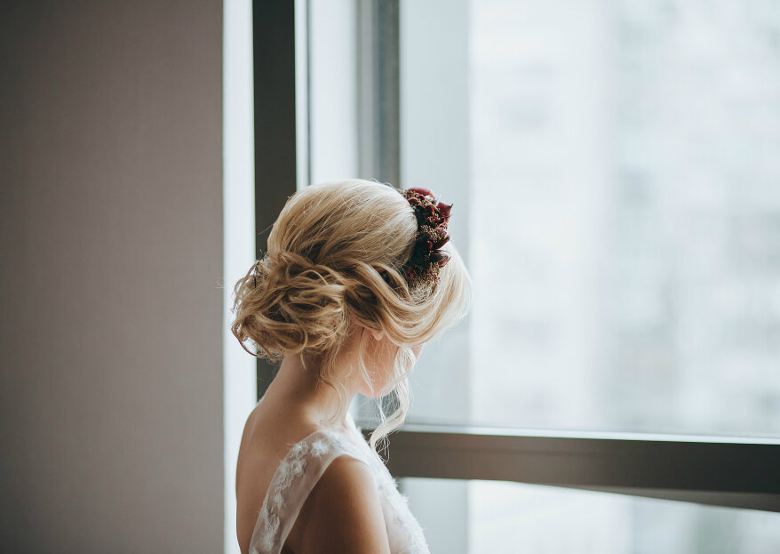 ¿Cómo elegir al peluquero perfecto para tu matrimonio?