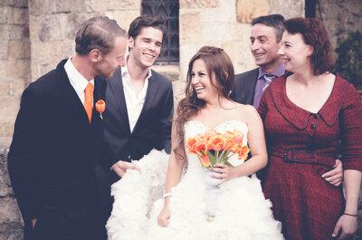 10 conversaciones que seguro te han sacado más de una sonrisa en las bodas