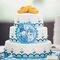 Torta de novios. Foto: Trouwfotografie & Feeststudio
