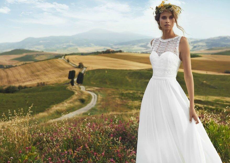 Vestido de noiva e joias: descubra qual é o seu estilo