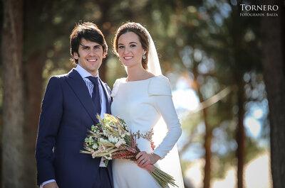 No sabes cuánto te he querido: la boda de Luis y Virginia