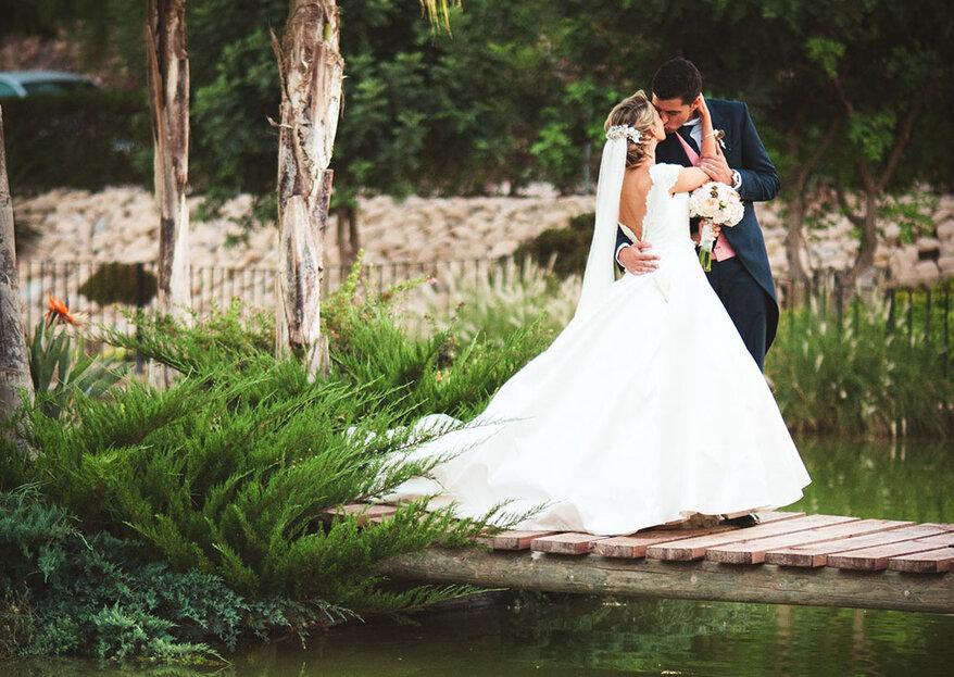El mejor regalo de sus vidas: la boda de Teresa y Fran