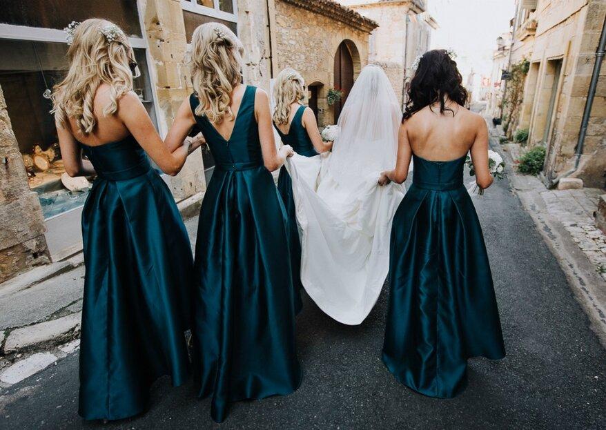 Le 5 paure che tutti i testimoni di nozze devono affrontare