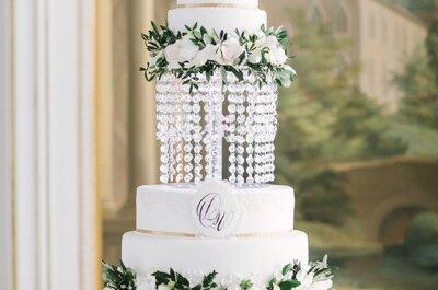 ТОП10: Свадебный торт и сладкий стол в Санкт-Петербурге