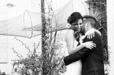 La fotografia di matrimonio in estate, autunno, primavera ed inverno