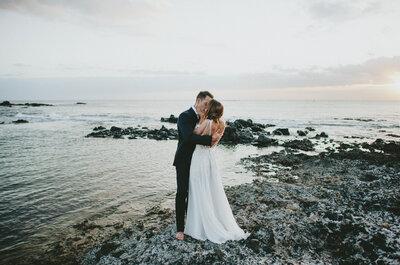 Casarse en un barco: 11 preguntas que resolverán todas tus dudas