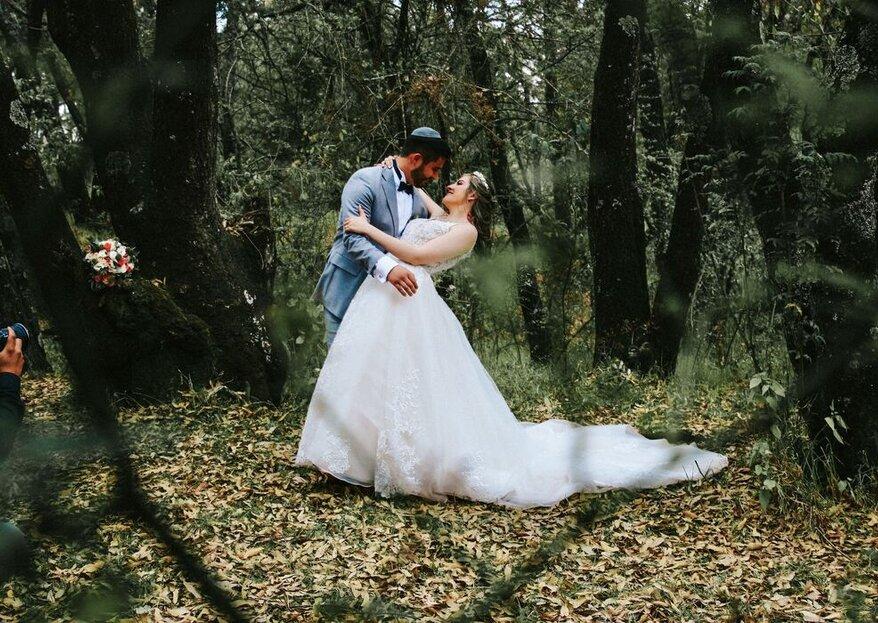 Tu boda en Ciudad de México será lo que siempre soñaste gracias a la ayuda de estos expertos