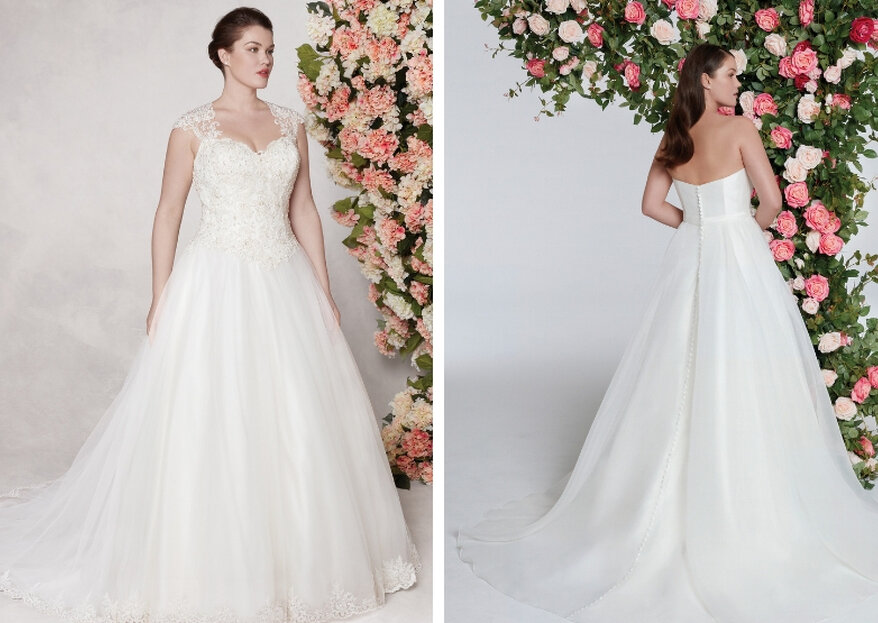 Sincerity Bridal y Sweetheart Gowns Collections: magníficos vestidos que se adaptan a todas las novias