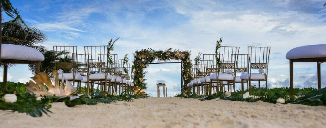 Celebra tu boda en el paraíso: ¡un sueño hecho realidad en la Riviera Maya!