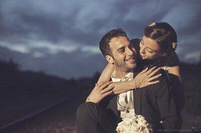 La boda de Jorge y Nazareth: la celebración internacional de un amor muy español