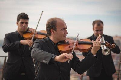 Coro Génesis: versatilidade musical num casamento mágico e solene