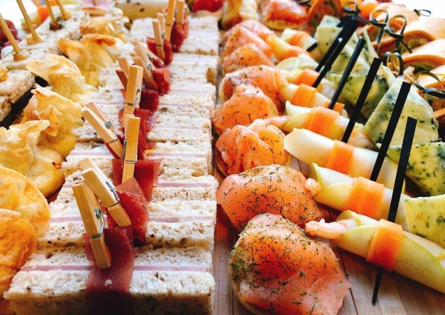 Régalez vos invités avec un menu de mariage inoubliable