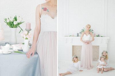 Wie Brautpaare die Farbe ihrer Hochzeitsdekoration wählen! Stilvoll farbige Akzente setzen