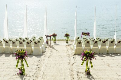 The Mexican destination wedding of your dreams with Azul Cancun