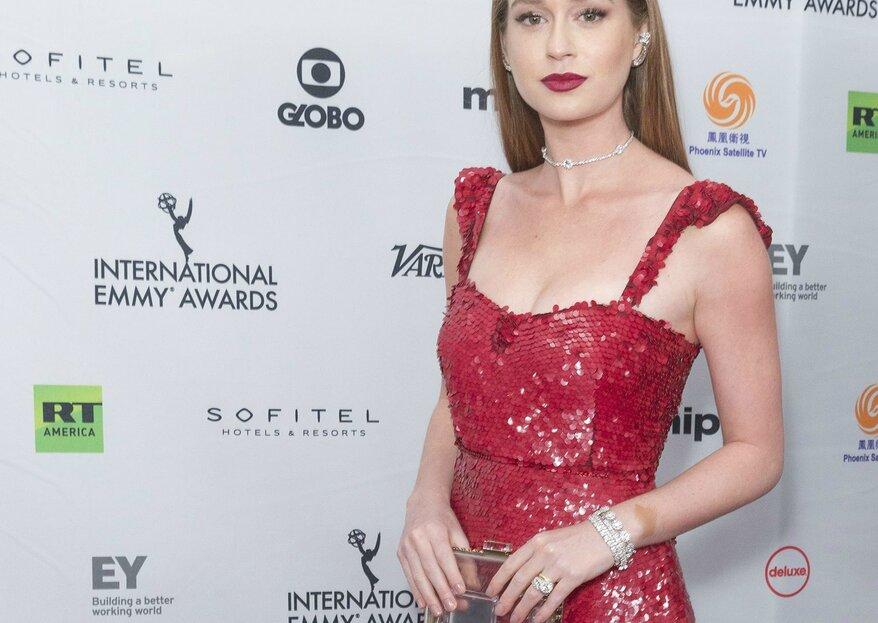 Emmy Internacional 2017: descubra qual cor marcou os looks brasileiros no red carpet!