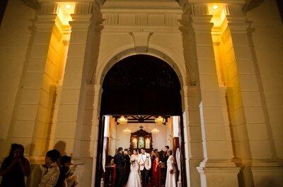 Iglesias para casarse en Barranquilla: ¡Las mejores para la ceremonia!
