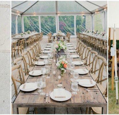 Ideas Matrimonio Rustico : Las mejores ideas en decoración rústica para matrimonios