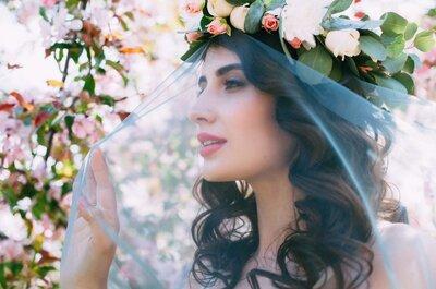 Устойчивый свадебный макияж: советы наших профессионалов