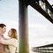 """""""En cuanto a las bodas en otoño, aparte de por la luz, me encanta por la climatología suave, ideal para que los novios, familias e invitados de cualquier edad disfruten de una gran boda, una auténtica fiesta"""", J. L. M.."""