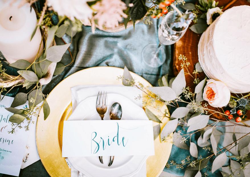 Olvídate del banquete en 3 tiempos: Las tendencias para el catering de la boda