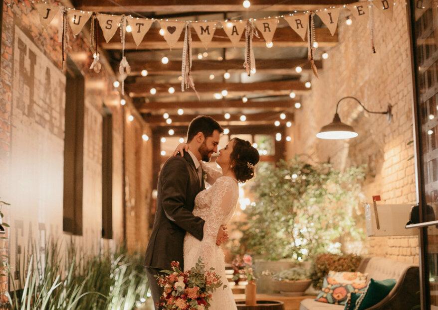 Celeiro Quintal: o espaço incrível e inovador para os casais que sonham unir o campo e a cidade!