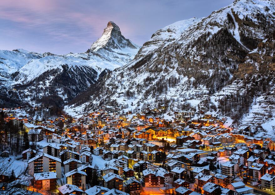 Die schönsten Hochzeitslocations in Zermatt!
