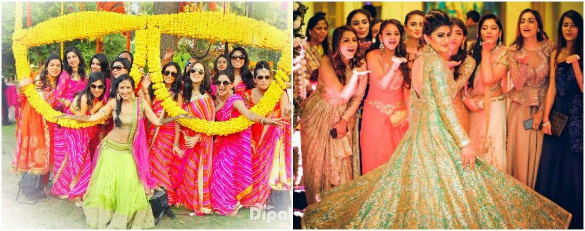 How To Be The Best Bridesmaid At An Indian Wedding