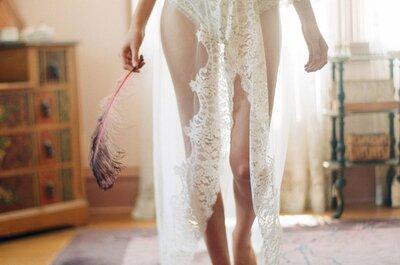 10 Tipps, wie Sie eine unvergessliche Hochzeitsnacht inszenieren