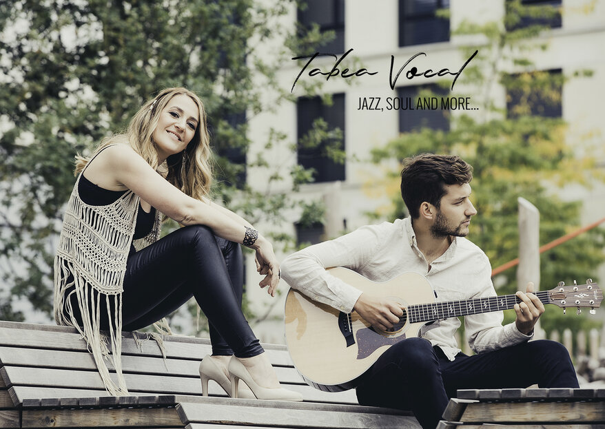 Jazz, Soul, Funk, Pop und Blues: Tabea Vocal ist Hochzeitssängerin mit Charme