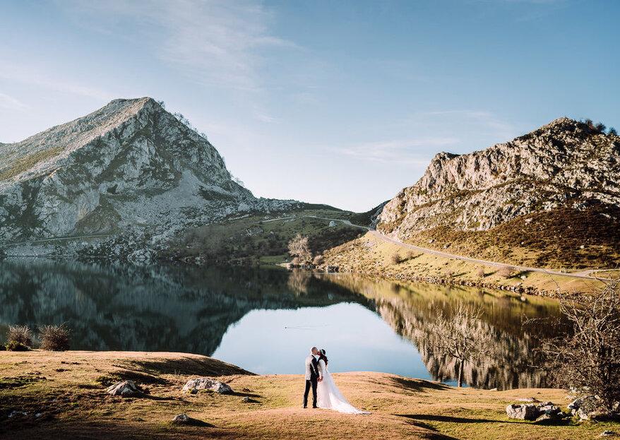 Fotografías de boda que captan la magia de tu gran día