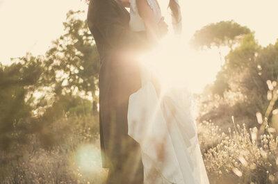 Un día para recordar por siempre: la boda de Elvira y Miguel