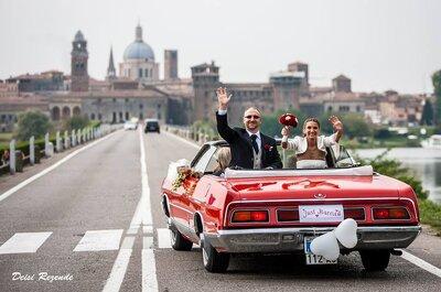 Decoração do CARRO dos noivos: dicas originais e divertidas!