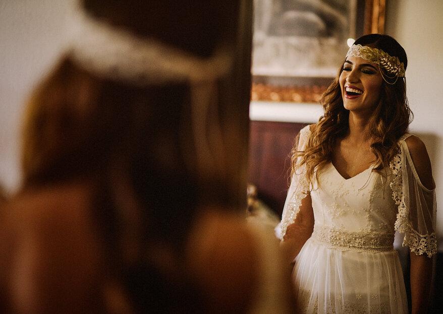 Cómo organizar una boda bohemia en pocos pasos: ¡lo que tienes que saber!