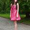 Sukienka Fleur  z kolekcji Royal Splendor 2013