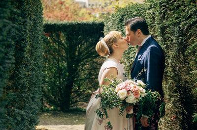 Real Wedding van hardwerkende mensen! Laat je inspireren door hun succesvolle bruiloft