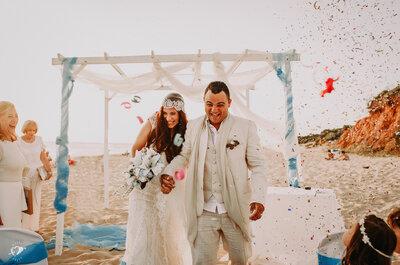 Los 7 mejores fotógrafos de boda en Cádiz