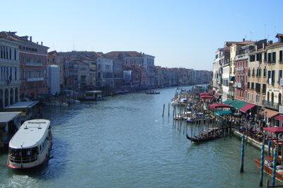 Luna de Miel en la romántica ciudad de Venecia